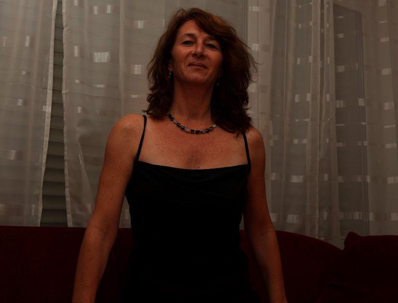 Mathilde, femme à gros seins cherche mec pour du sexe